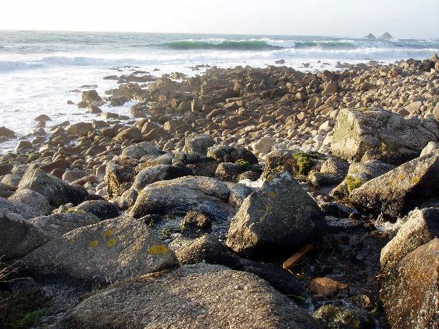 Beach at Nanjulian
