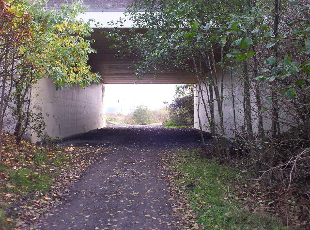 Footpath Underpass
