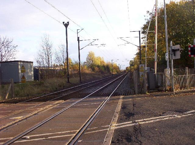Westmoor Level Crossing