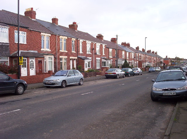 Traditional Terraces