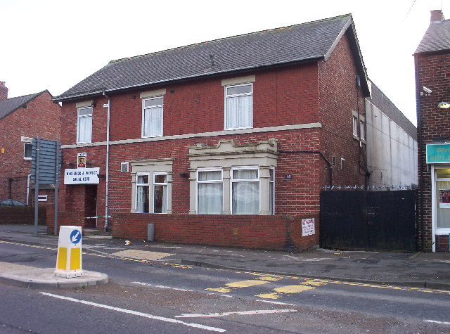 Westmoor and District Social Club