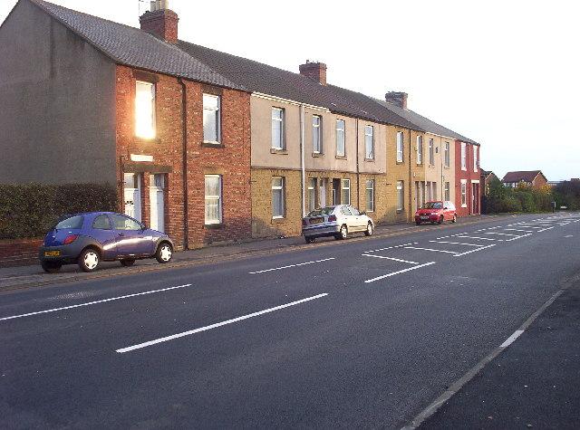 Benton Lane