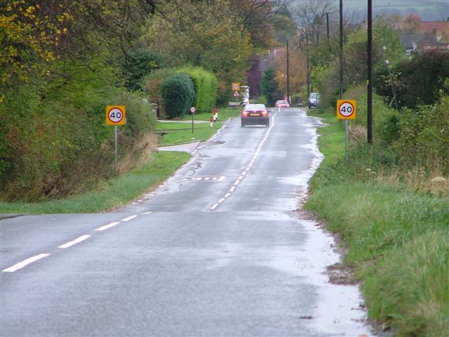 Moor Road, Melsonby