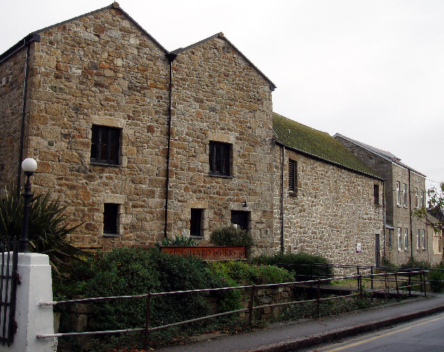 Old Pilchard Works, Newlyn