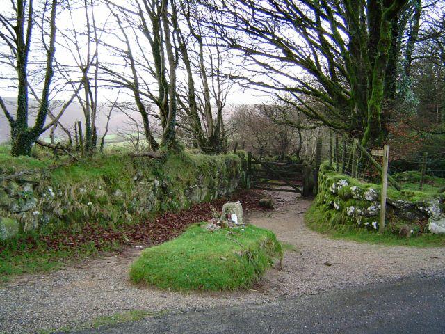 Jay's Grave - Dartmoor
