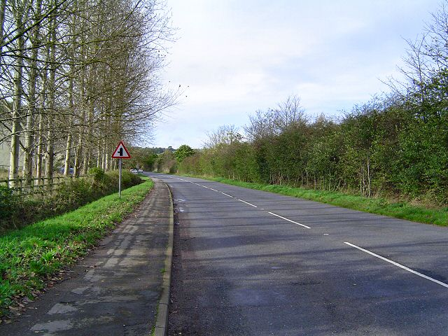 Southern slip road - Exeter