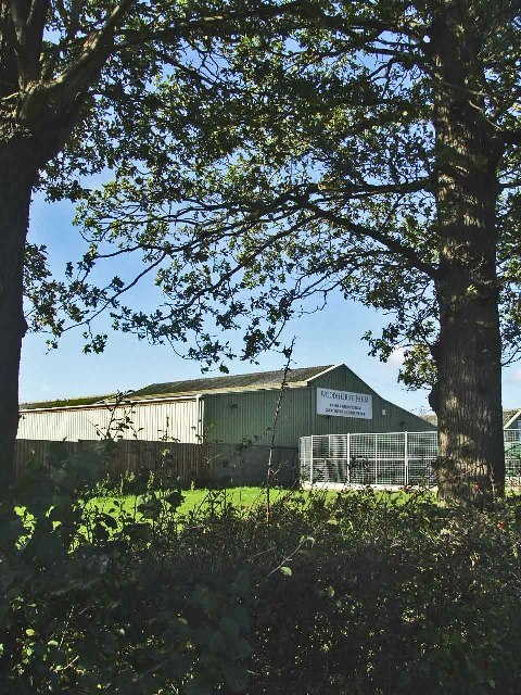 Woodhurst Farm, Cattlegate Road