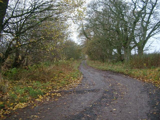 Manse Road, Longformacus