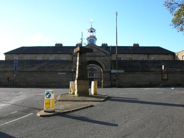 Quaker School, Ackworth