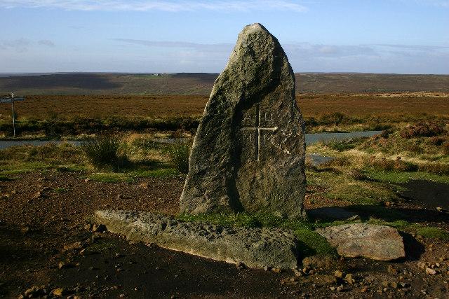 Millennium Stone, Danby High Moor