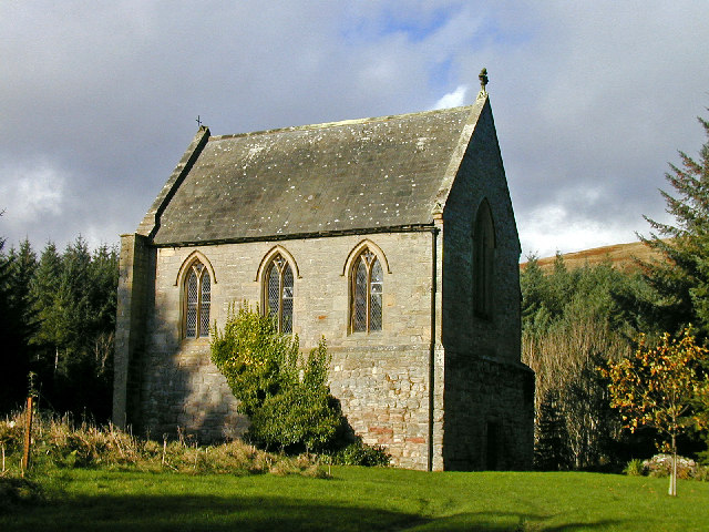 Biddlestone Chapel