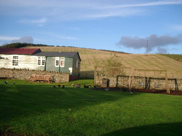 Hall and Playground, Oldhamstocks