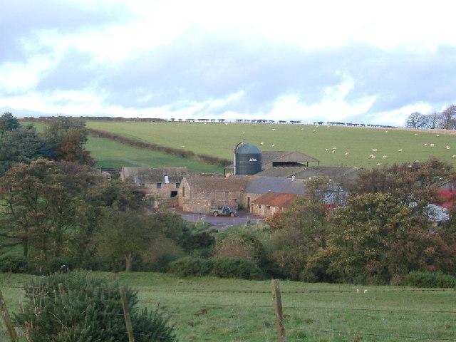 Fulfordlees Farm Steadings