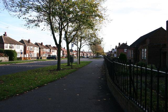 Buckminster Road, Leicester