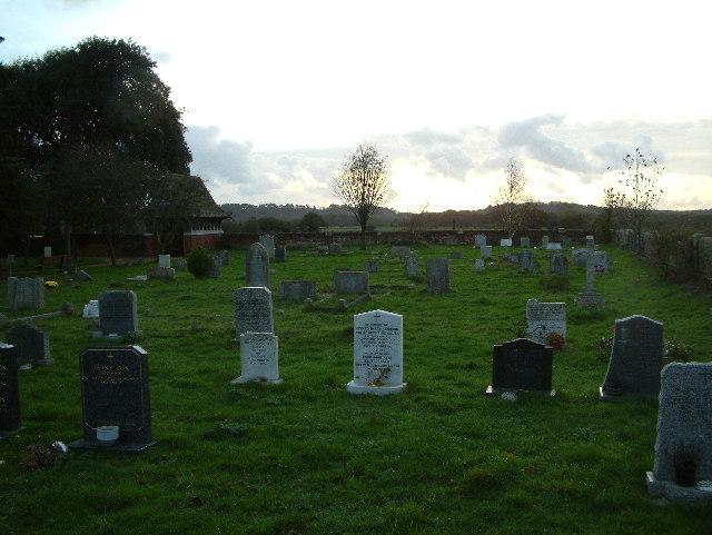 Sopley Cemetery
