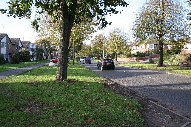 Anstey Lane, Leicester