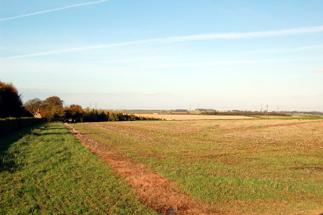 Near Beaumontcote Farm