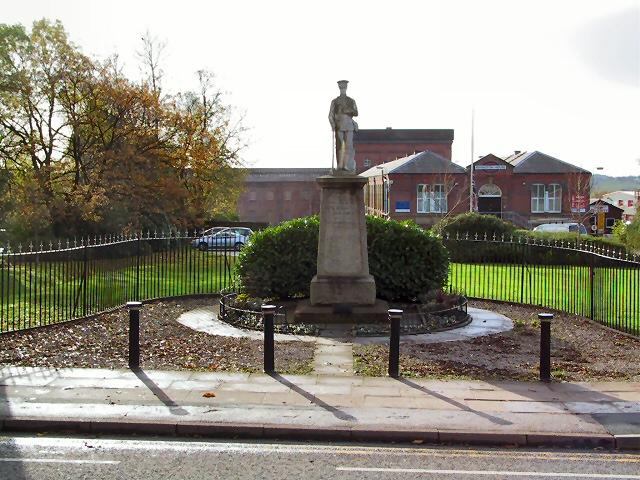 War Memorial at Horwich
