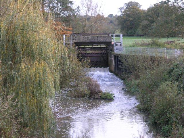 A Weir in Goudhurst