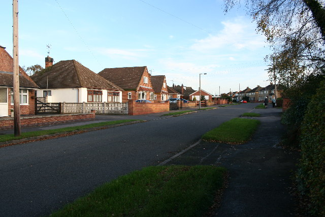 Sports Road, Glenfield, Leicester
