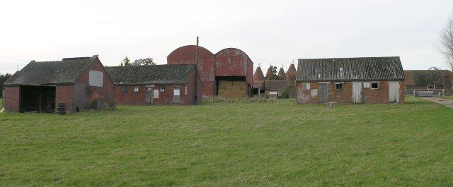 Spelmonden Hops Farm