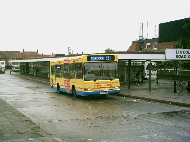 Newark Bus Station