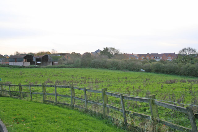 Leicester Frith Farm, Glenfield