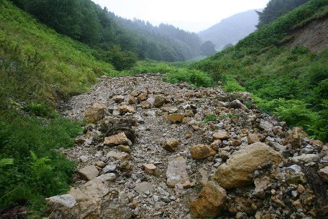 Stoney Gill Hole, 2005