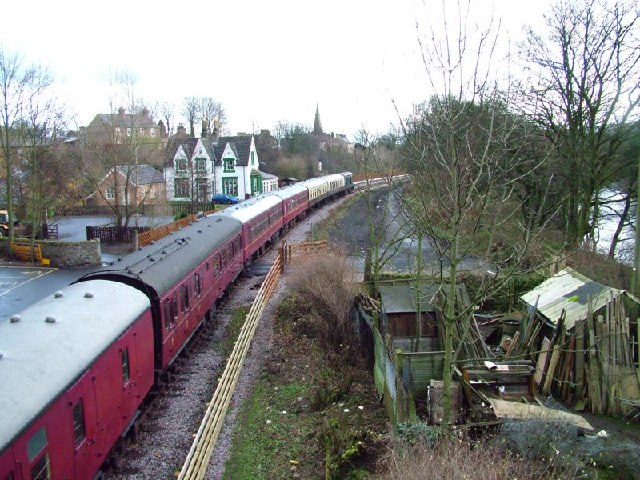 Frosterley Station and Xmas Special