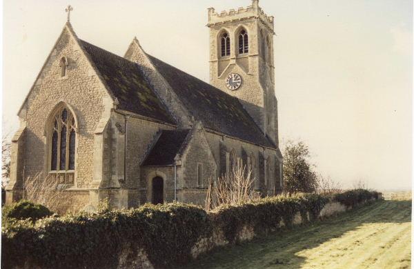 Little Milton Parish Church, Little Milton, Oxon