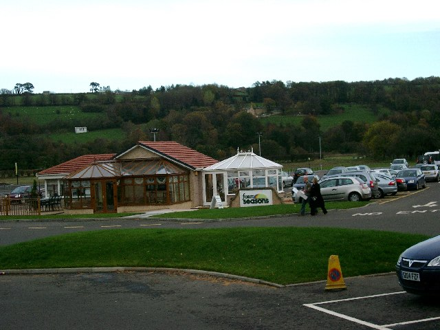 Sandyholm Garden Centre
