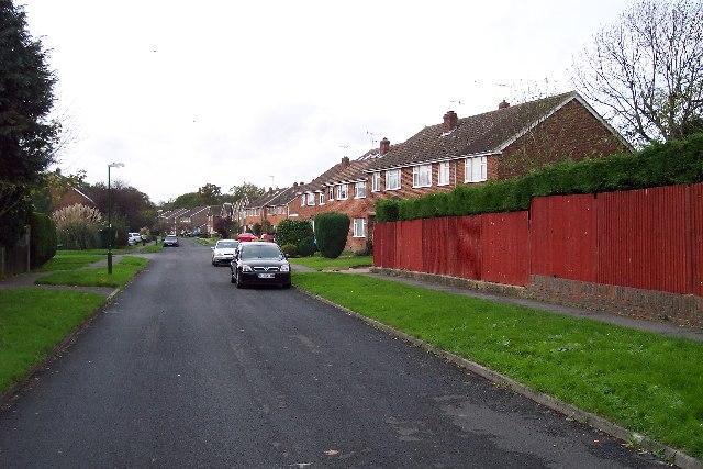 Copthorne village - housing