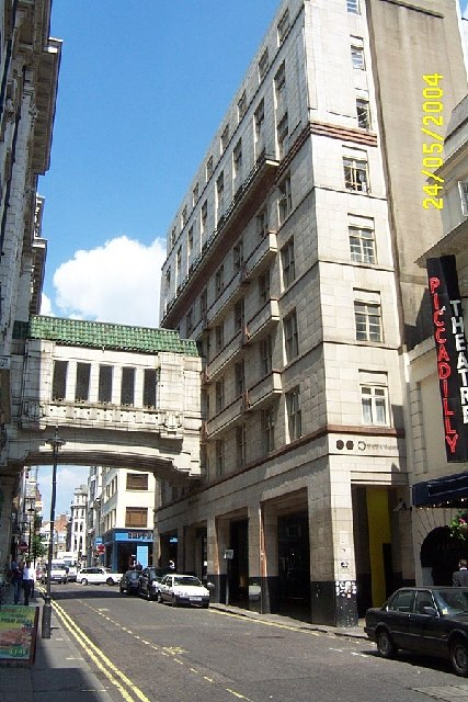 The Piccadilly Hotel, Sherwood Street, London W1
