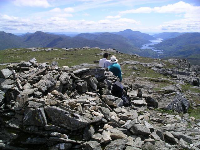 Beinn Dubhchraig : Munro No 175