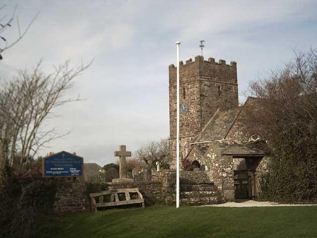 St Nectan's Church, Welcombe