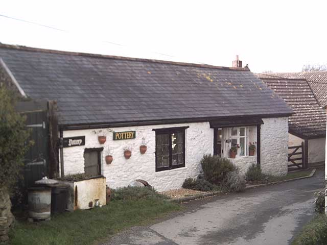 Welcombe Pottery, Darracott