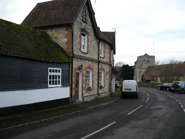 The Street, Frensham