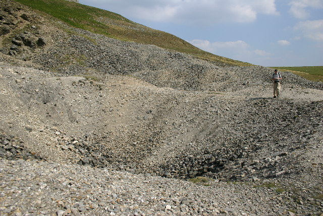 Lead Mines On the Oxclose Road