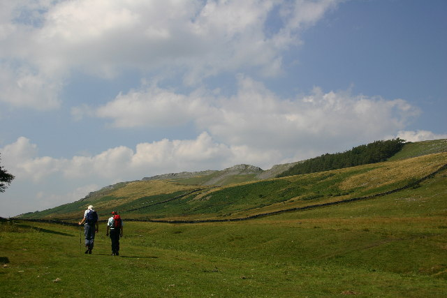 The Path to Askrigg from Carperby