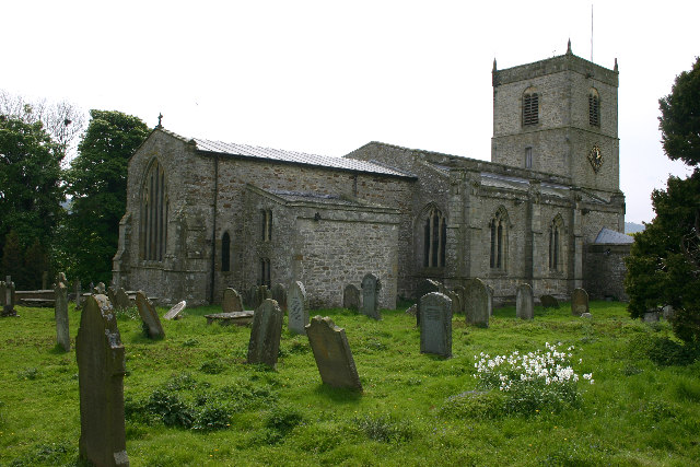 Wensley Church