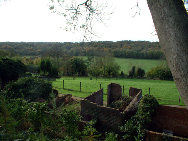 View from North Cudham Lane TN14