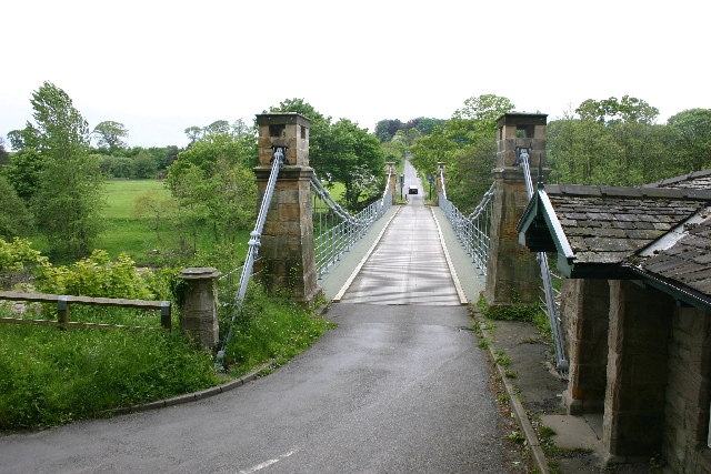 Toll House, Whorlton Bridge