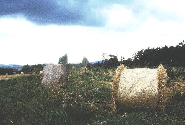 Castle Fraser stone circle