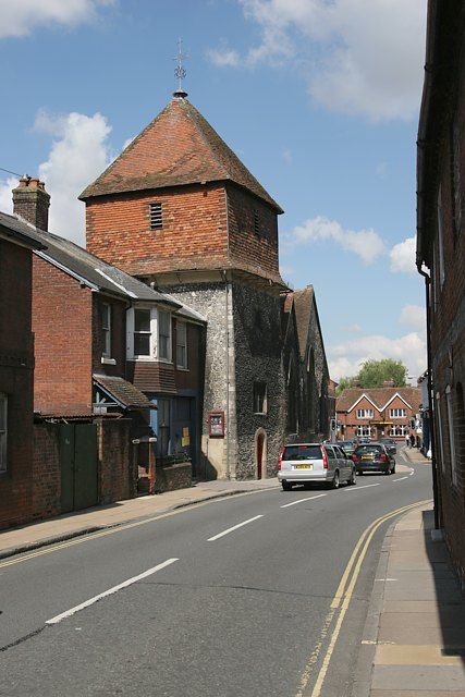 Chesil Street, Winchester