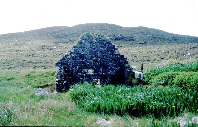Watermill ruin