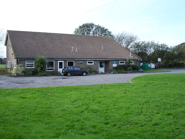 Broomfield & Kingswood village hall