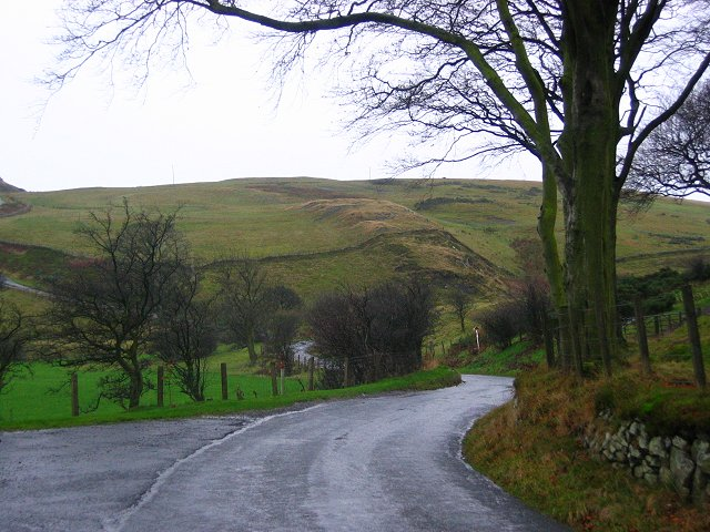 Cairnpapple Hill.