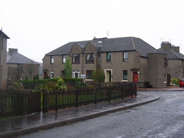 Preston Crescent, Linlithgow.
