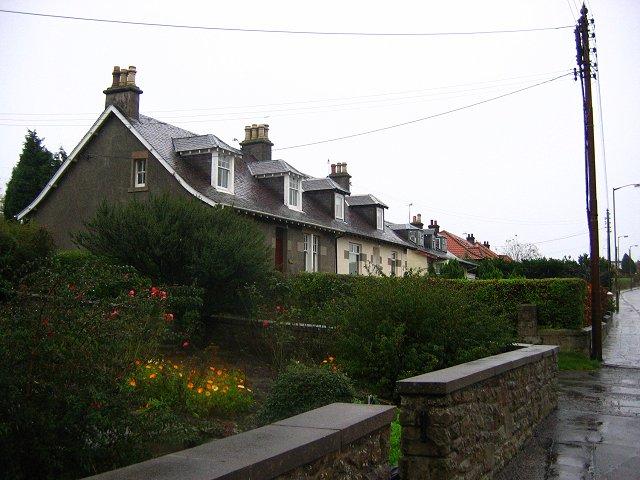 Edinburgh Road.