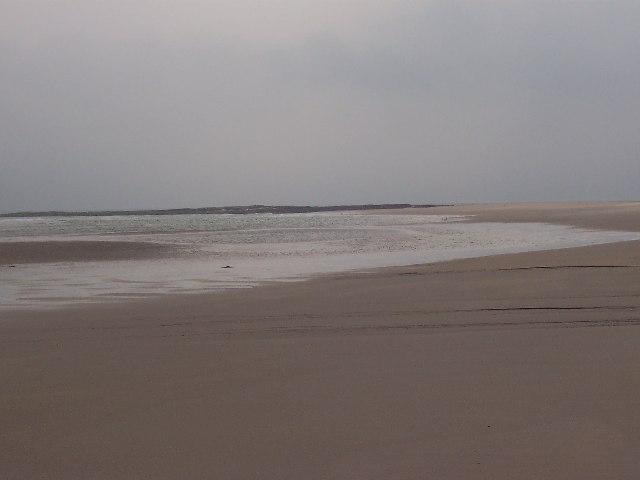 Beach at Bamburgh